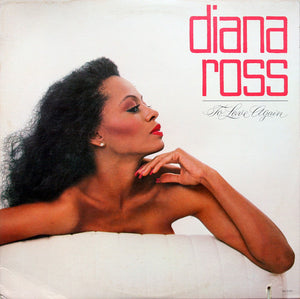 Diana Ross ‎– To Love Again - VG+ Lp Record 1981 USA Vinyl - Soul