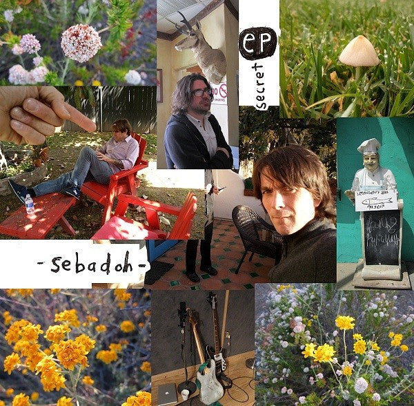 Sebadoh - Secret EP - New Vinyl 2013 Sub Pop Records LP + Download - Indie Rock / Lo-Fi