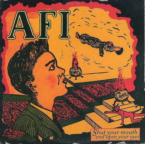 AFI - Shut Your Mouth and Open Your Eyes - New Lp Record 2015 Unknown Color Vinyl Nitro - Hardcore / Punk Rock