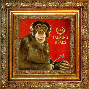 Talking Heads ‎– Naked - New Vinyl Record (1988 Original Press) USA Record Club Rare Issue - Rock
