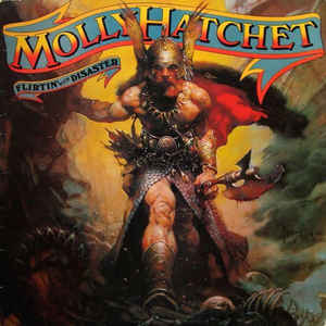 Molly Hatchet - Flirtin With Disaster - VG+ 1979 Stereo Original Press USA - Rock