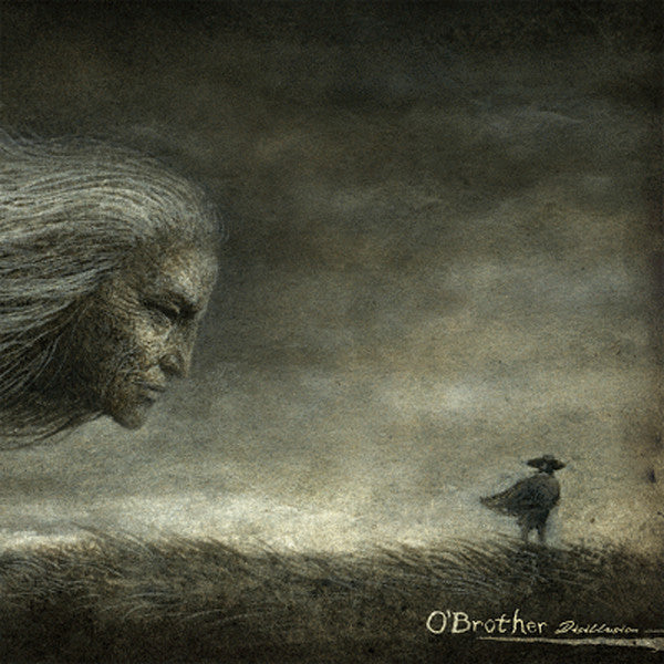 O'Brother - Disillusion - New Vinyl Record 2013 Triple Crown Gatefold 2-LP Black Vinyl - Post-Rock / Experimental