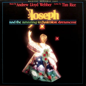 Tim Rice And Andrew Lloyd Webber ‎– Joseph And The Amazing Technicolor Dreamcoat - Mint- Lp Record 1982 Chrysalis USA Vinyl - Musical / Stage & Screen