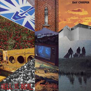 Day Creeper - Hell Is Real - New Vinyl - 2013 Tic Tac Totally! (Chicago Label) - Garage / Rock