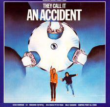 (U2) Original SoundTrack - They Call It An Accident - VG+ 1982 USA - Shuga Records Chicago