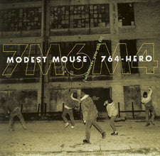 Modest Mouse / 764 Hero - Whenever You See Fit - New Vinyl 2016 Suicide Squeeze Reissue (98 original press), Limited Edition of 1000 1/2 Blue 1/2 Yellow + Download - Indie Rock / Alt-Rock / Post-Punk