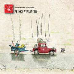 Explosions in the Sky & David Wingo - Prince Avalanche (Original Soundtrack) - 2013 - Spacey Acoustic Work from Instrumental Post-Rock Heroes