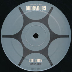 "Collusion – Conspiracy - New 12"" Progressive Trance (Netherlands) 2001"