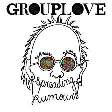 Grouplove - Spreading Rumours - New Lp Record 2013 Limited Pressing on White Vinyl & Download - Indie Rock / Synth-pop