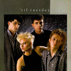 'til Tuesday - Voices Carry - MInt- 1985 USA - Rock - Shuga Records Chicago