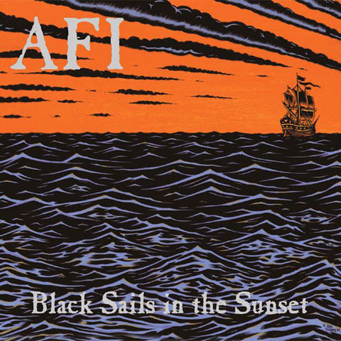 AFI - Black Sails in the Sunset - New Lp Record 1999 Nitro USA Unknown Color Vinyl - Hardcore / Punk