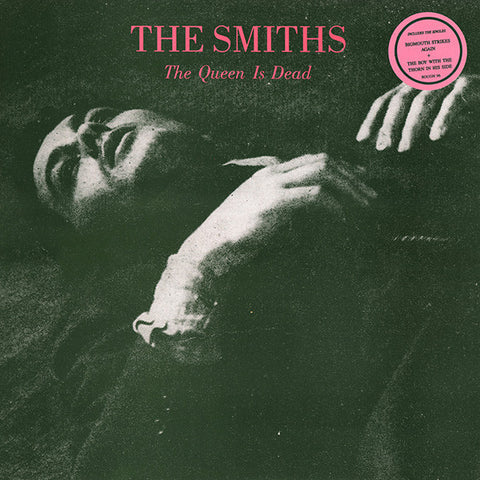 The Smiths - The Queen is Dead - New Vinyl Record 2009 Rhino 180gram Remastered Gatefold Pressing - Alt-Rock / Jangle-Pop / Indie