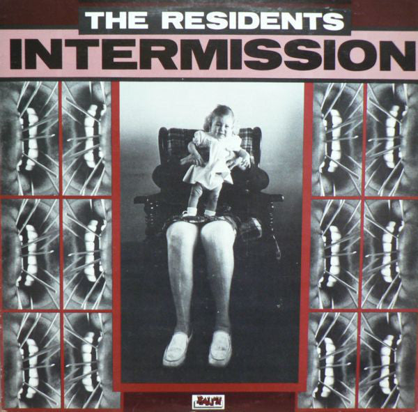The Residents - Intermission - New Vinyl RSD 2015 Limited to 1000 - Rock