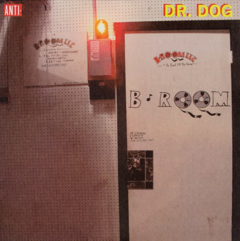 Dr. Dog - B-Room - New Lp Record 2013 Vinyl & CD - Indie Rock