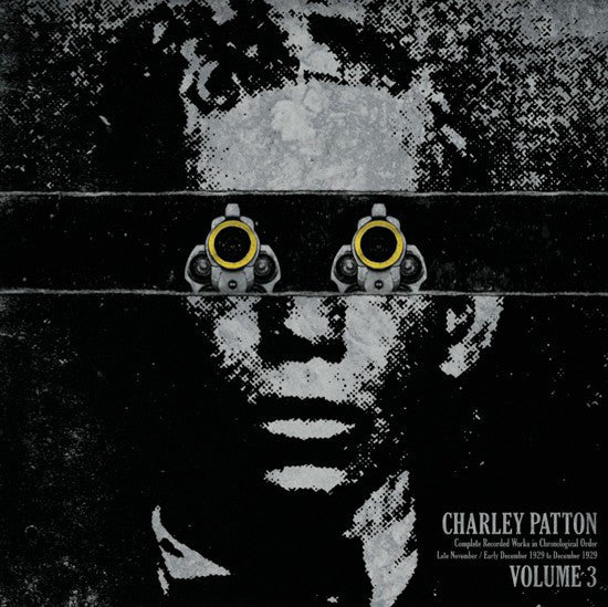 Charley Patton - Complete Recorded Works Vol. 3 - New Vinyl Third Man USA - Delta Blues