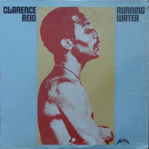 Clarence Reid - Running Water - New Vinyl Alston Records Reissue - Funk / R&B / Soul
