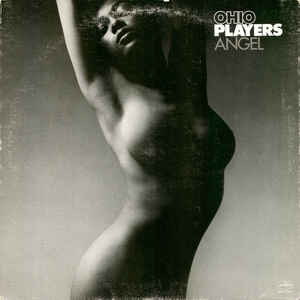 Ohio Players ‎– Angel - VG+ Lp Record 1977 Mercury USA Vinyl - Soul / Funk