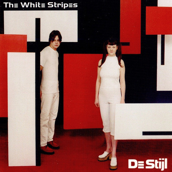 The White Stripes - De Stijl - New Vinyl 2010 Press Third Man Remastered 180gr w/ Download