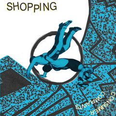 Shopping - Consumer Complaints - New Vinyl 2014 Fatcat Records w/ Download - Dance / Post-Punk
