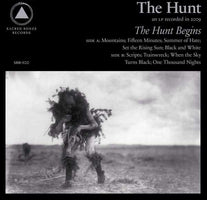 The Hunt - The Hunt Begins - New Vinyl Record 2013 Sacred Bones w/ Download - Post-Punk / Goth