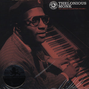 Thelonious Monk ‎– The London Collection Volume 1 - New Vinyl 2012 (German Import) (Limited Edition Numbered to 500 Made) 3 Lp Set 180 Gram (Includes: 33RPM LP + 45RPM 2LP) - Jazz