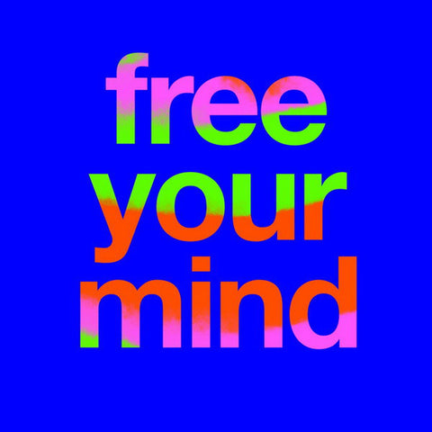 Cut Copy - Free Your Mind - New Vinyl Record 2013 Modular Records w/ MP3 Download!