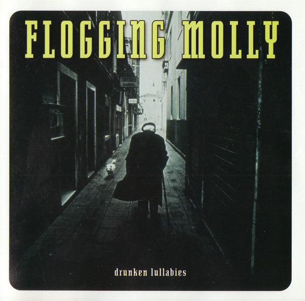 Flogging Molly - Drunken Lullabies - New Vinyl Record 2016 Side One Dummy Gatefold Limited Edition Colored LP + Download - Punk