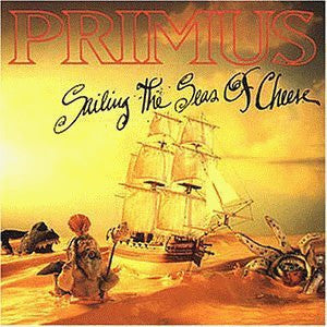 Primus - Sailing the Seas of Cheese - New Lp Record 2013 USA Vinyl - Alternative Rock / Funk Metal