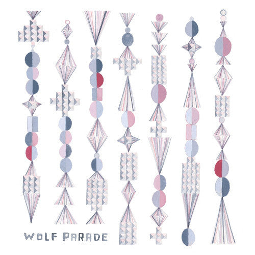 Wolf Parade - Apologies to the Queen Mary - New Vinyl 2016 Sub Pop Deluxe 3-LP (2LP Original Album Remastered, plus all pre-Sub Pop EPs on LP3) + Download - Indie / Post-Punk