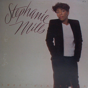 Stephanie Mills ‎– Sweet Sensation - VG+ Lp Record 1980 Stereo USA Original Vinyl - Soul / Disco