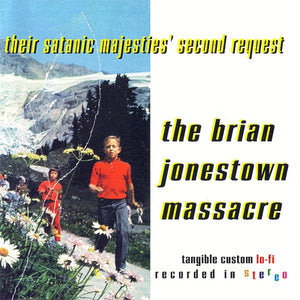 Brian Jonestown Massacre - Their Satanic Majesties' Second Request - New Vinyl Record 2013 'a' Records UK Import Limited Edition 2-LP Gatefold - Psych Rock