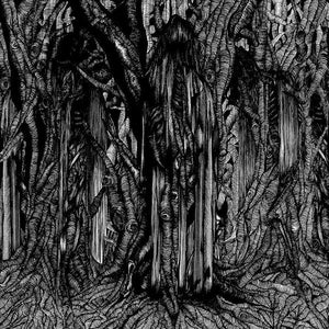 Sunn O))) - Black One - New Vinyl Record 2015 Southern Lord Repress 2-LP on Clear Vinyl, Limited to 1000 - DRO)))NE / DOOM