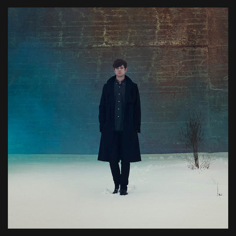 James Blake - Overgrown - New 2 Lp Record 2013 Polydor USA 180 gram Vinyl - Electronic / Leftfield / Experimental / Dub