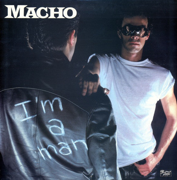 Macho - I'm A Man - Mint- 1978 Stereo USA Promo Original Press - Disco