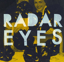 "Radar Eyes - Positive Feedback / Morning Glory - New 7"" Vinyl - Hozac Records - Chicago IL"
