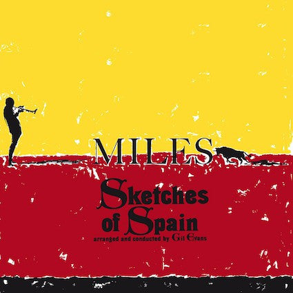 Miles Davis - Sketches of Spain (Arranged and Conducted by Gil Evans) - New Vinyl - 180 Gram 2015 DOL Import 45RPM Audiophile - Jazz