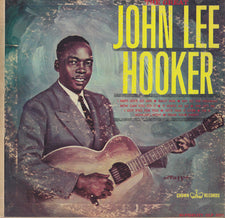 John Lee Hooker - The Great - New Vinyl 2014 DOL EU 140gram Pressing - Blues