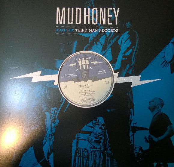 Mudhoney - Live at Third Man Records (9/26/2013) - New Vinyl 2014 Third Man Pressing - Rock / Grunge