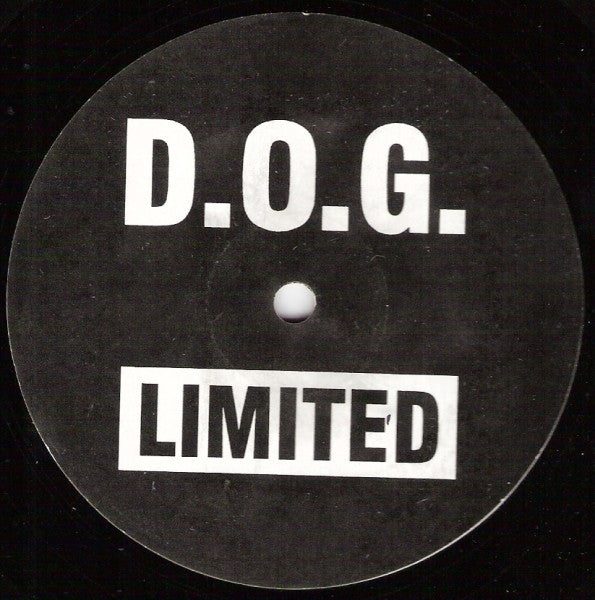 "D.O.G. aka G.O.D. aka Jeremy Sylvester and Mike Millrain ‎– Bounce To The Beat - New Vinyl 12"" Single (UK Import)(Vocal sample 'Come On Baby Let's Stick Together') - House"