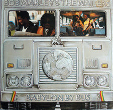Bob Marley & The Wailers - Babylon By Bus - New Vinyl Record 2015 Tuff Gong / Universal 2-LP Reissue
