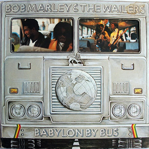 Bob Marley & The Wailers - Babylon By Bus - New 2 Lp Record 2015 Europe Import 180 gram Vinyl - Reggae / Roots