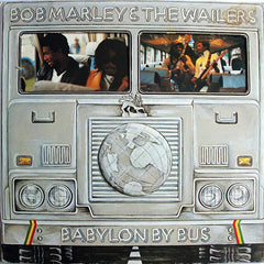 Bob Marley & The Wailers - Babylon By Bus - New Vinyl 2015 Tuff Gong / Universal 2-LP Reissue