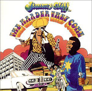 Jimmy Cliff - Harder They Come - O.S.T. - New Vinyl 180 Gram - UK Press 2008