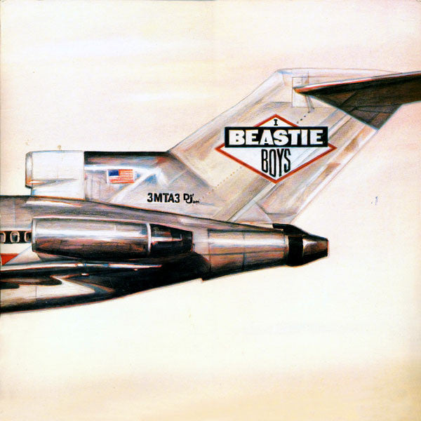 Beastie Boys ‎– Licensed To Ill - VG- (low grade) Lp Record 1986 USA Original Vinyl - Hip Hop