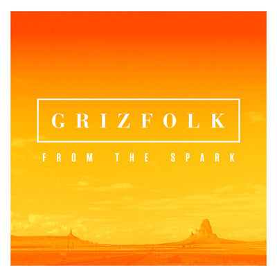 "Grizfolk - From The Spark - New Vinyl Record 2014 Virgin 12"" EP - Pop / Rock"