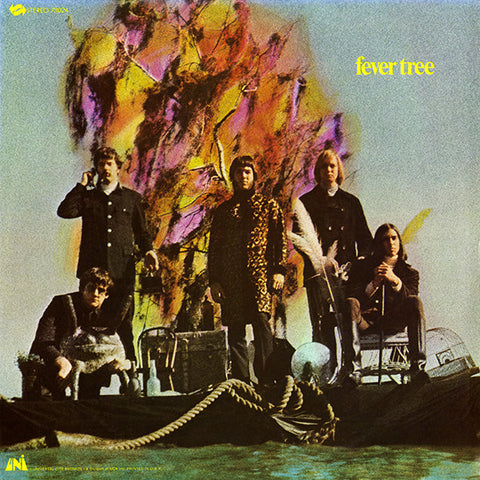 Fever Tree - Fever Tree (1968) - New Lp Record 2009 USA Reissue Vinyl - Psychedelic Rock