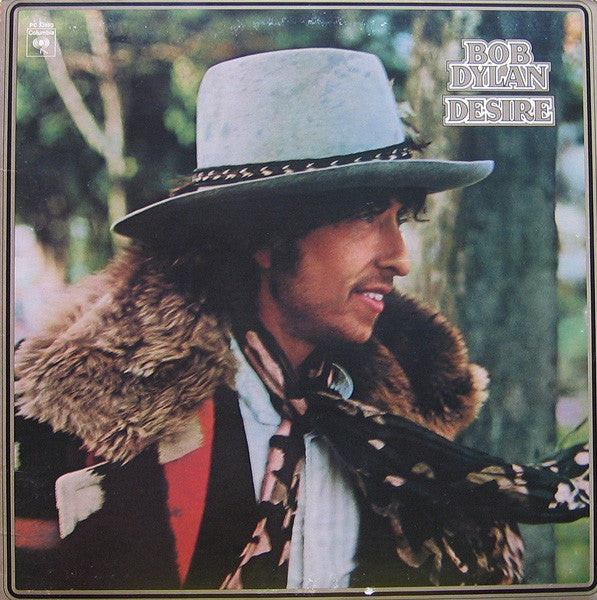 Bob Dylan - Desire - Mint- Stereo 1975 Original Press (With Matching Inner Sleeve) USA - Rock - B3-004