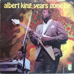Albert King – Years Gone By - VG 1969 Stereo USA - Blues