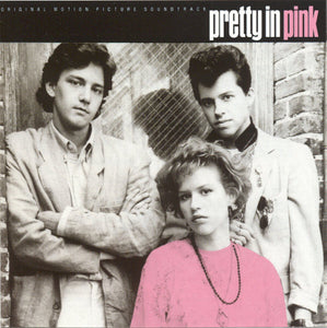 Original Motion Picture (Various) ‎– Pretty In Pink - VG+ 1986 USA (Original Press) - Soundtrack - B16-057