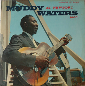 Muddy Waters - At Newport (July 3, 1960) - New Vinyl - 180 Gram 2015 DOL Import - Jazz